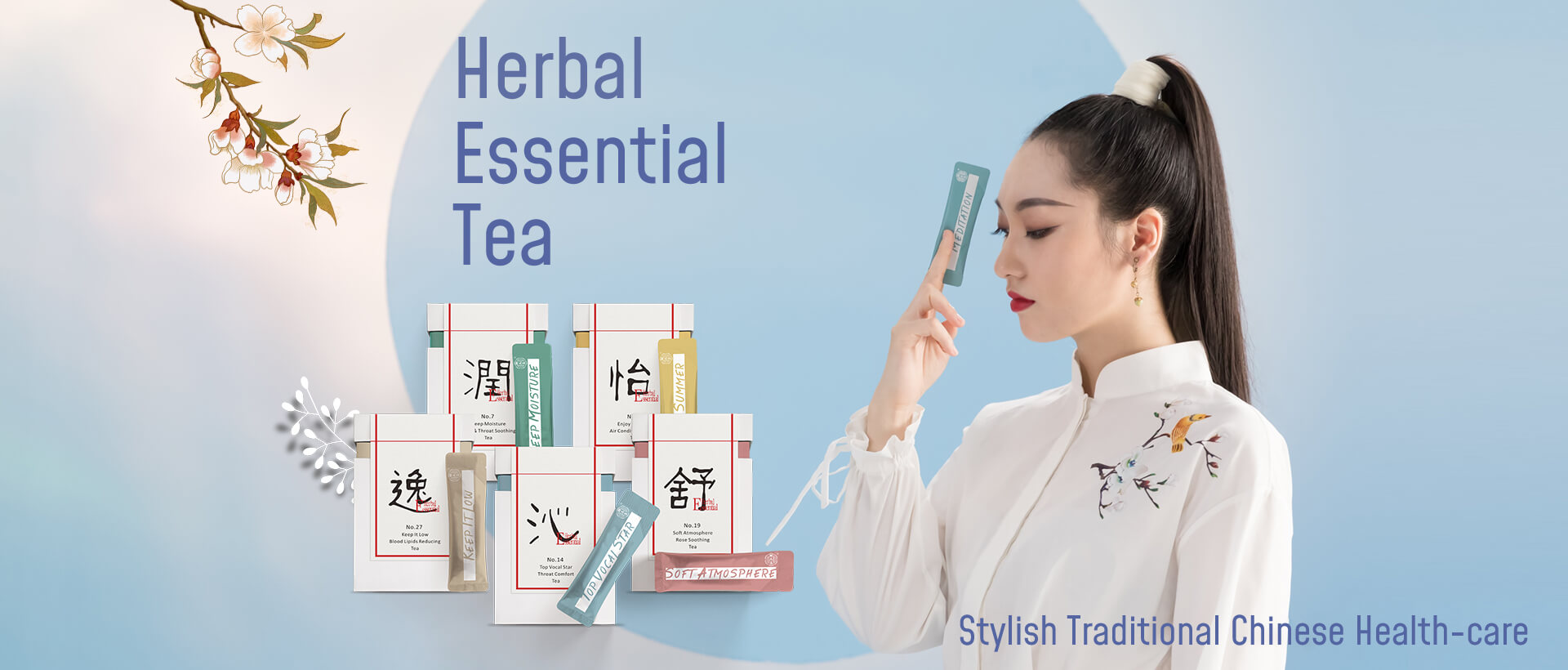 Herbal Essential Teas manufacturer and wholesale